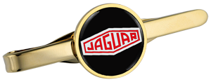 JAGUAR Tie Slide - RED