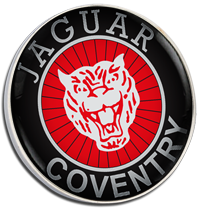JAGUAR Clutch Pin Badge - COV