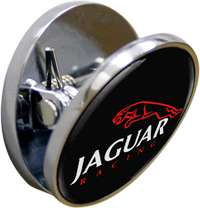 JAGUAR Fridge Magnet - RACE