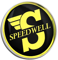 SPEEDWELL Pin Badge