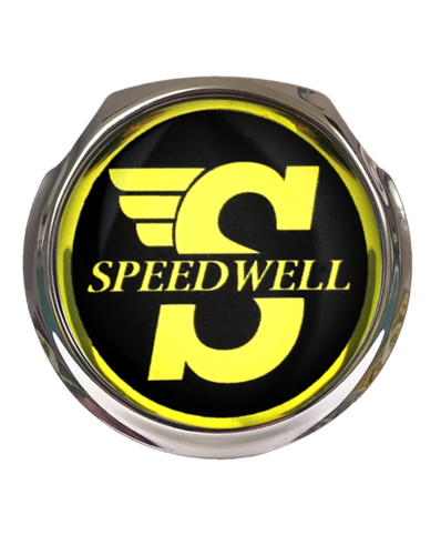 Speedwell Car Grille Badge With Fixings