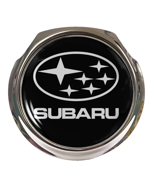 Subaru Car Grille Badge With Fixings Classic Car Gifts Direct