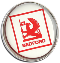 Bedford Pin Badge - Classic