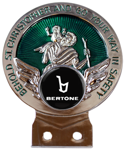 BERTONE St Christopher