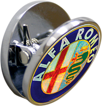 ALFA ROMEO Fridge Magnet - Colour