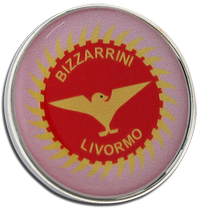 BIZZARRINI Clutch Pin Badge