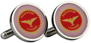 BIZZARRINI Cufflinks & Gift Box