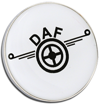 DAF Pin Badge