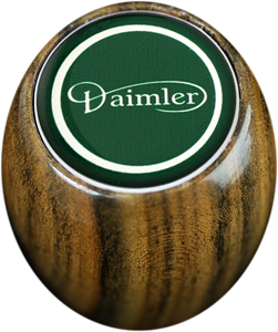 DAIMLER Gear Knob - Green Design