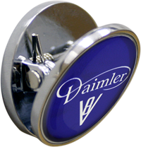 DAIMLER Fridge Magnet - V8 Design
