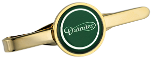DAIMLER Tie Slide - Green Design