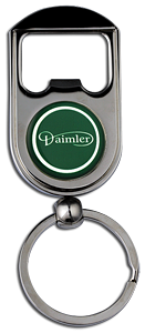 DAIMLER Bottle Opener - Green Design