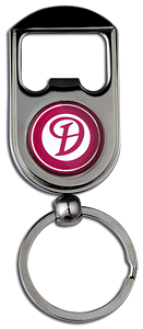 DAIMLER Bottle Opener - Claret Design
