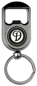 DAIMLER Bottle Opener - Black Design