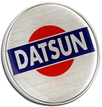 DATSUN Clutch Pin Badge