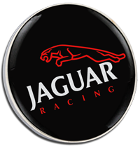 JAGUAR Clutch Pin Badge - RACE