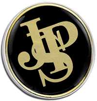 JPS Clutch Pin Badge