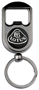 LOTUS Bottle Opener - BLK
