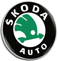 SKODA AUTO Pin Badge