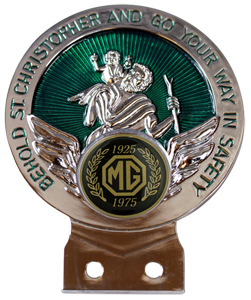 MG 1925-1975 St Christopher