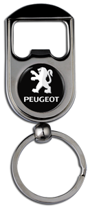 PEUGEOT Text Bottle Opener
