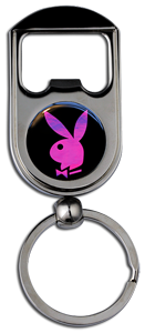 PLAYBOY PINK Bottle Opener