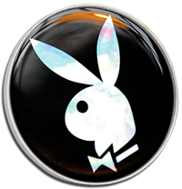 PLAYBOY Pin Badge