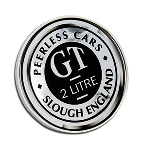 PEERLESS Pin Badge