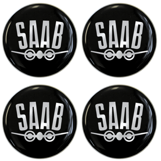 SAAB Wing Profile Wheel Centres