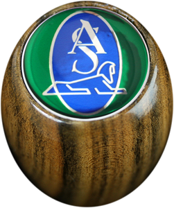 ARMSTRONG SIDDELEY Colour Gear Knob
