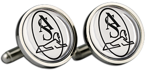 ARMSTRONG SIDDELEY Cufflinks & Gift Box