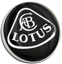 LOTUS Pin Badge - BLK