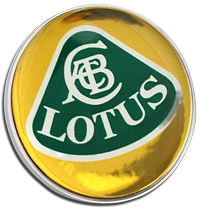 LOTUS Pin Badge - YELL