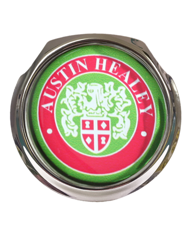 AUSTIN HEALEY Car Grille Badge With Fixings