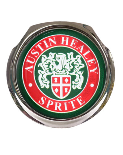 AUSTIN HEALEY SPRITE Car Grille Badge With Fixings