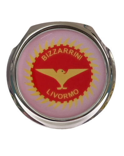 BIZZARRINI Car Grille Badge With Fixings