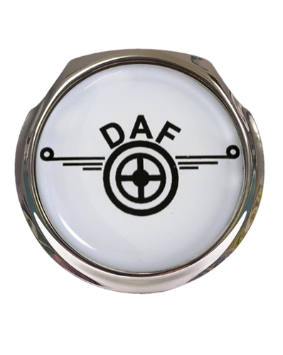 DAF Car Grille Badge With Fixings
