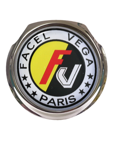FACEL VEGA Car Grille Badge With Fixings