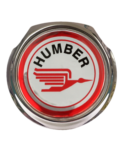 HUMBER Car Grille Badge With Fixings