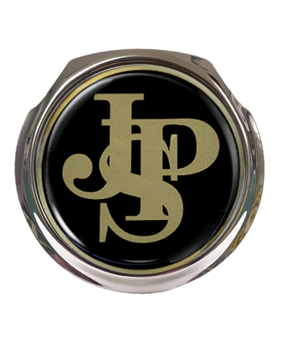 JPS Car Grille Badge With Fixings