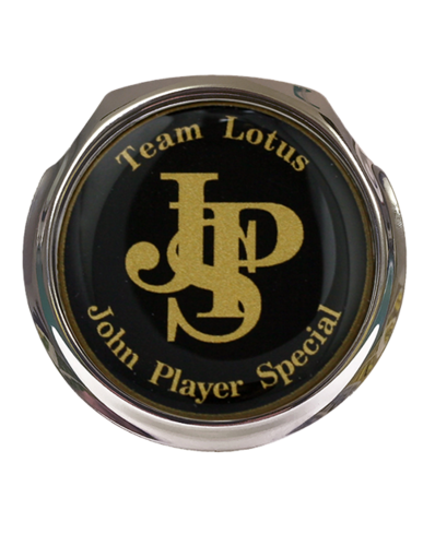 JPS LOTUS Car Grille Badge With Fixings