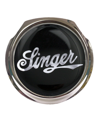 SINGER GB Car Grille Badge With Fixings